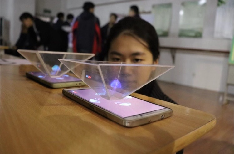 科技展—想法和探索的盛宴