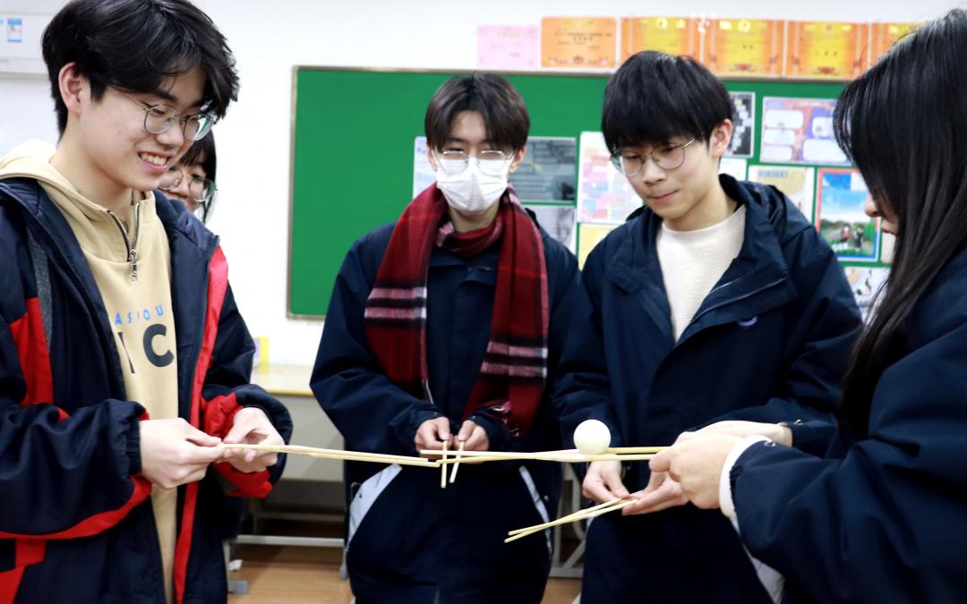 嘉兴BCOS首届挑战派对!